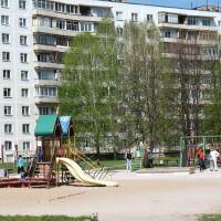 Детская площадка, Советское
