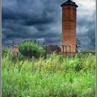 Водонапорная башня   Water Tower, Советское