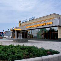 Киноконцертный зал Амар Сайн, Агинское