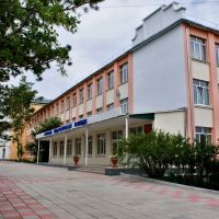 Педагогический колледж, Агинское
