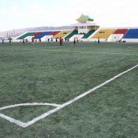 стадион, Агинское