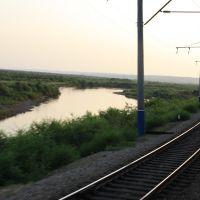 Из окна поезда, Арбагар