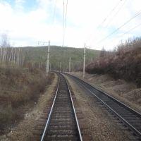 Перегон Артеушка-Пеньковая, Давенда