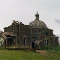 Старейшая церковь Забайкалья, Давенда