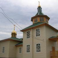 Церковь в Усть-Карске, Давенда