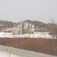 Асфальтный завод., Давенда