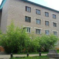 185 общежитие, Дровяная