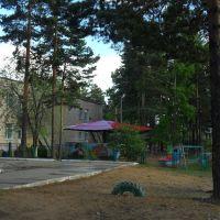 Детский сад, Дровяная