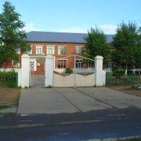Школа, Дровяная