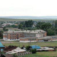 Бичурская средняя школа №1 (БСОШ №1), Жиндо