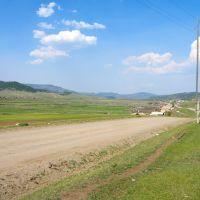 Малая Кудара, Жиндо