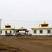 Дацан, Забайкальск, 17.04.2014, Забайкальск