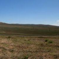 Панорама сопок, пгт. Забайкальск, 23.06.2011, Забайкальск