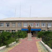 Забайкальск, городская администрация, 21.06.2011, Забайкальск