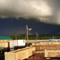 Гроза в Газимурском заводе, Калга