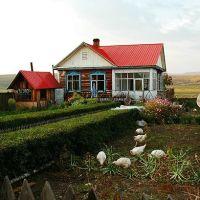 室韦的俄罗斯风情小屋, Калга