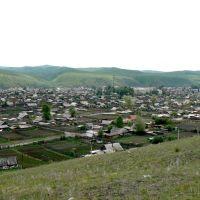 Вид на поселок 4, Кокуй