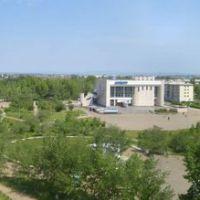 Даурия. панорама1, Краснокаменск