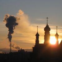 Зимняя церковь, Краснокаменск