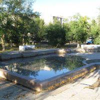фонтан 6 мкр, Краснокаменск