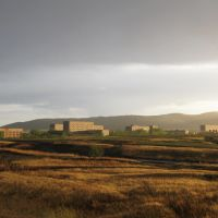 После дождя, Краснокаменск