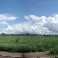 Пустырь панорама, Краснокаменск