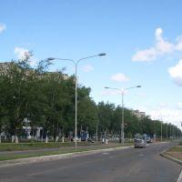 В городе, Краснокаменск