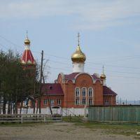 Церковь в Кыре, Кыра
