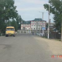ул.Комсомольская, Моготуй