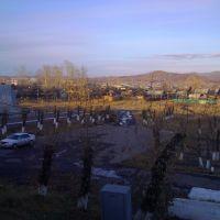Вид с вокзала №2, Могоча