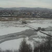 Остатки плотины, Могоча