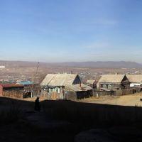 Вид на долину., Могоча