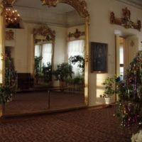 Центральный зал во дворце Бутиных, Нерчинск