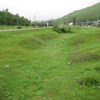 Ручьи все пересохли, Нерчинский Завод