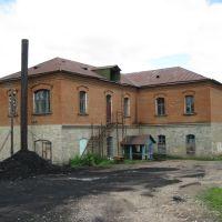 здание школы, Нерчинский Завод