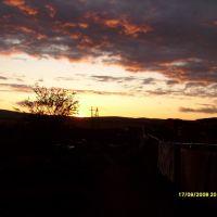 закат в Единении, Нижний Часучей