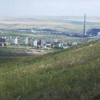 Yasnogorsk, Нижний Часучей