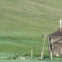 Старая церковьAging church (05.VII.2008), Нижний Часучей