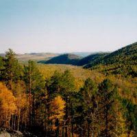 Alkhanai National Park, Нижний Часучей