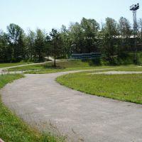 Стадион в Первомайске, Первомайский
