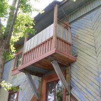 Балкон, которому уже полвека, минимум!, Первомайский