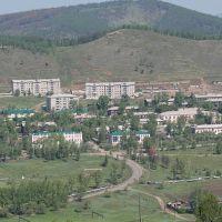 Соцгород, Петровск-Забайкальский