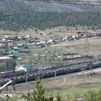 Район ж/д вокзала, Петровск-Забайкальский