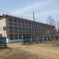 Первая школа, Петровск-Забайкальский