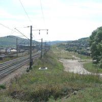 Транссибирская магистраль, Петровск-Забайкальский
