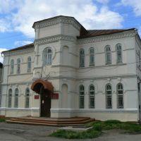 Здание бывшей синагоги, Петровск-Забайкальский