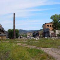 Руины, Петровск-Забайкальский