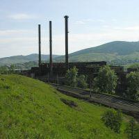 Руины завода 5, Петровск-Забайкальский