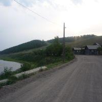 Вдоль пруда, Петровск-Забайкальский