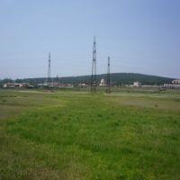 Вдали вокзал, Петровск-Забайкальский